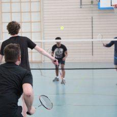 Ski Club Badminton-Meisterschaft 2019: großes Starterfeld