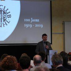 100 Jahre Ski Club Bühl – Festakt am 31. März 2019