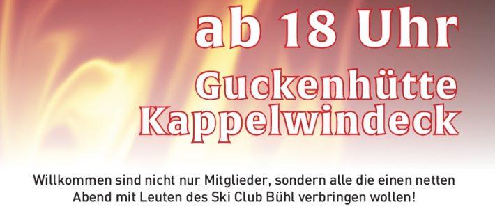 Ski Club Sommerfest auf der Guckenhütte am 20. Juli