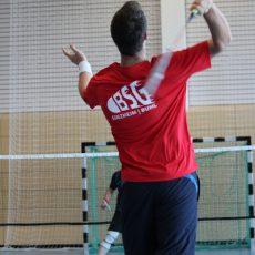 Badminton: Spitzenspiele in der Altenburghalle